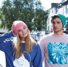 10 PERSONALISED BEANIE HATS for just £60
